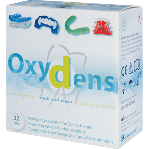 Oxydens Clean Refill tabletter 32st