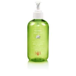 DAX AlcoGel Pear&Lily Handdesinfektion 250ml med pump