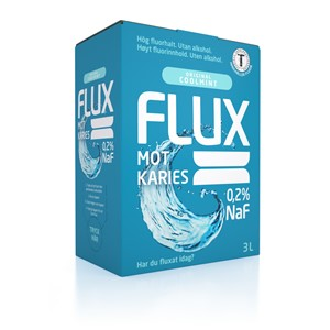 Flux Original Coolmint BAG-in-Box 0,2% NaF 3000ml