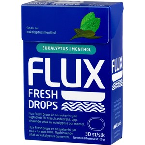 Flux Drops Fresh 30st